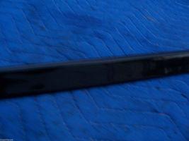 BLACK LEFT DOOR TRIM MOLDING  2000 2001 DEVILLE DHS DTS OEM USED ORIG GM PART image 7