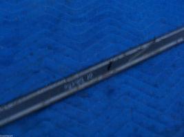BLACK LEFT DOOR TRIM MOLDING  2000 2001 DEVILLE DHS DTS OEM USED ORIG GM PART image 9