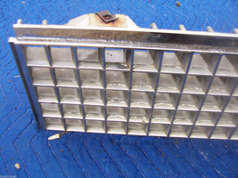 1979 DEVILLE GRILL OEM USED ORIGINAL CADILLAC GM PART 1614185 GRILLE FRONT 1978 image 2