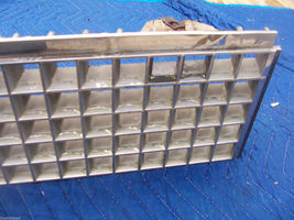 1979 DEVILLE GRILL OEM USED ORIGINAL CADILLAC GM PART 1614185 GRILLE FRONT 1978 image 5