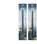 Harry Potter - Wand -Set of 2 - Harry + Draco Malfoy Replica Costume Acc... - $11.59