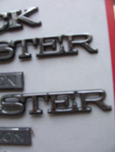 1996 ROADMASTER ESTATE WAGON SIDE & REAR 5 TRIM EMBLEM S OEM USED ORIG 1995 1994 image 5