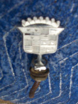 1979 COUPE DEVILLE HOOD ORNAMENT EMBLEM OEM USED GENUINE GM CADILLAC PART 1978 image 6