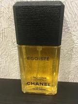 Rare Vintage Chanel Egoiste Concentree 3.4oz/ 100ml Spray - $445.50