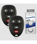 2 For 2007 2008 2009 2010 Pontiac G5 G6 Keyless Entry Remote Car Key Fob - $12.84