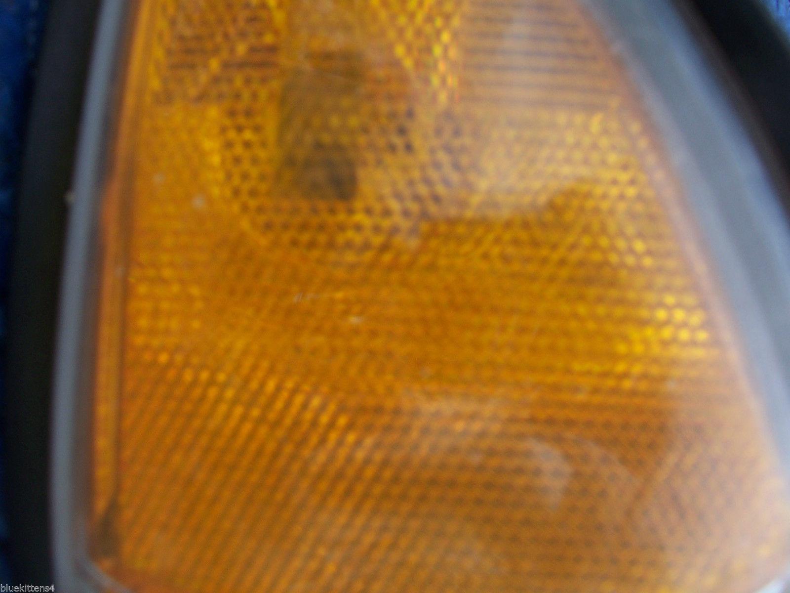1996 1997 BONNEVILLE RIGHT CORNER MARKER SIGNAL LIGHT OEM USED ORIG PONTIAC GM image 3