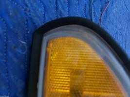 1996 1997 BONNEVILLE RIGHT CORNER MARKER SIGNAL LIGHT OEM USED ORIG PONTIAC GM image 2