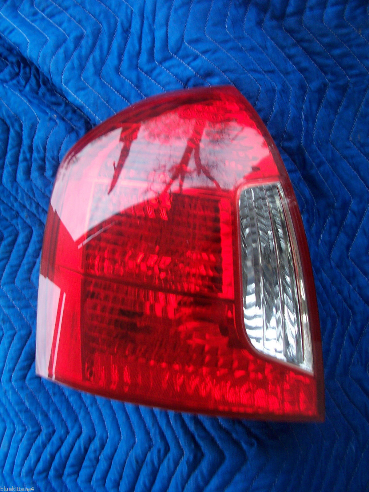2007 ACCENT 4 DOOR LEFT HEAD LIGHT OEM USED ORIGINAL HYUNDAI PART 2008 2009 2010
