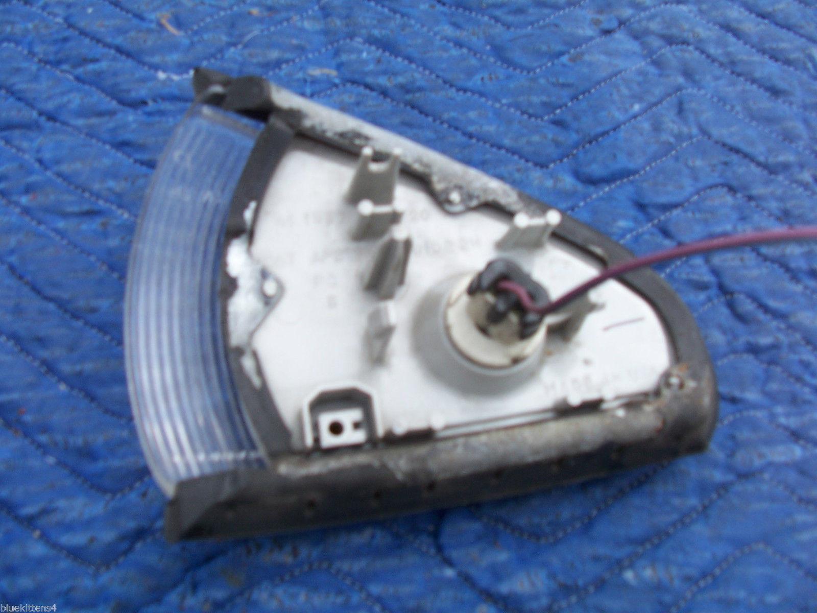 1996 1997 BONNEVILLE RIGHT CORNER MARKER SIGNAL LIGHT OEM USED ORIG PONTIAC GM image 5