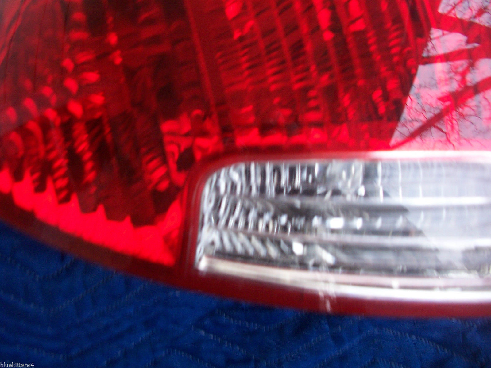 2007 ACCENT 4 DOOR LEFT HEAD LIGHT OEM USED ORIGINAL HYUNDAI PART 2008 2009 2010 image 9