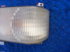 1975 60 SERIES DEVILLE FLEETWOOD RIGHT MARKER CORNER LIGHT TURN SIGNAL OE USED image 4