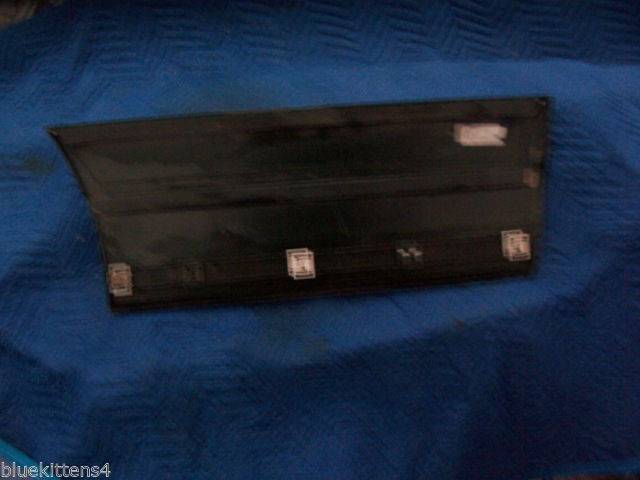 1995 SEVILLE STS LEFT REAR DOOR TRIM PANEL OEM USED GM ORIGINAL CADILLAC 97 96 image 2