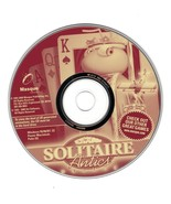 Vintage Solitaire Antics Deluxe CD for PC - $5.95
