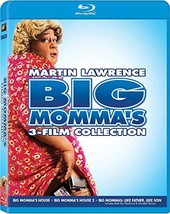 Big Momma's House 3-Film Collection [Blu-ray]