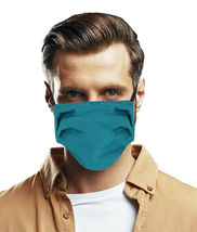 Cloth Protection Face Cover Mask Reusable Washable Breathable Cotton Made in USA image 9