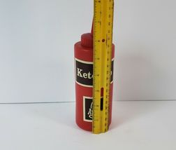 "Vintage Arby's Ketchup Squeeze Bottle - 1970's - Advertising - 7.5"" Tall image 6"