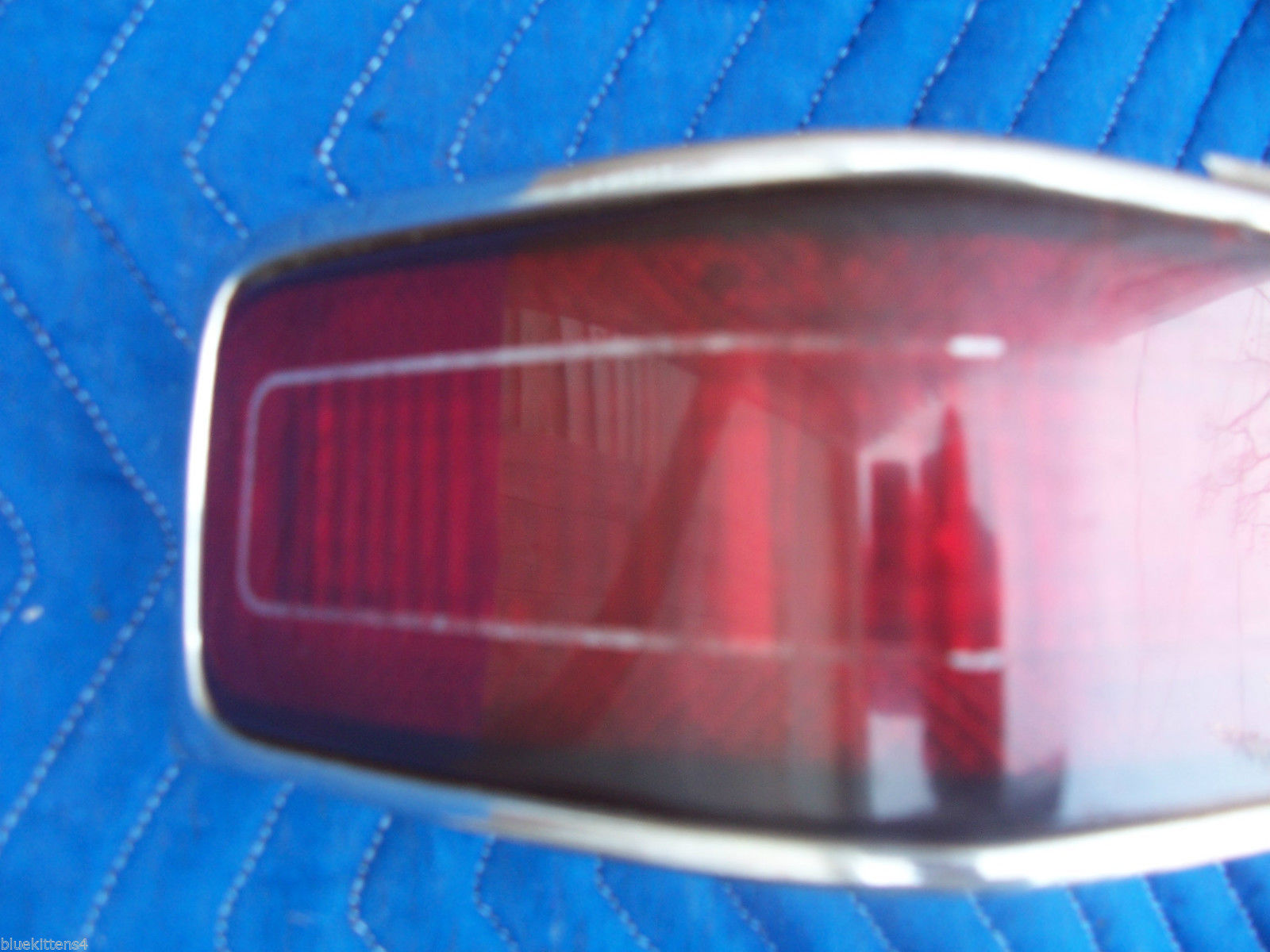 1990 1991 CADILLAC SEVILLE LEFT TAILLIGHT OEM USED GM CADILLAC PART NUMBER image 2