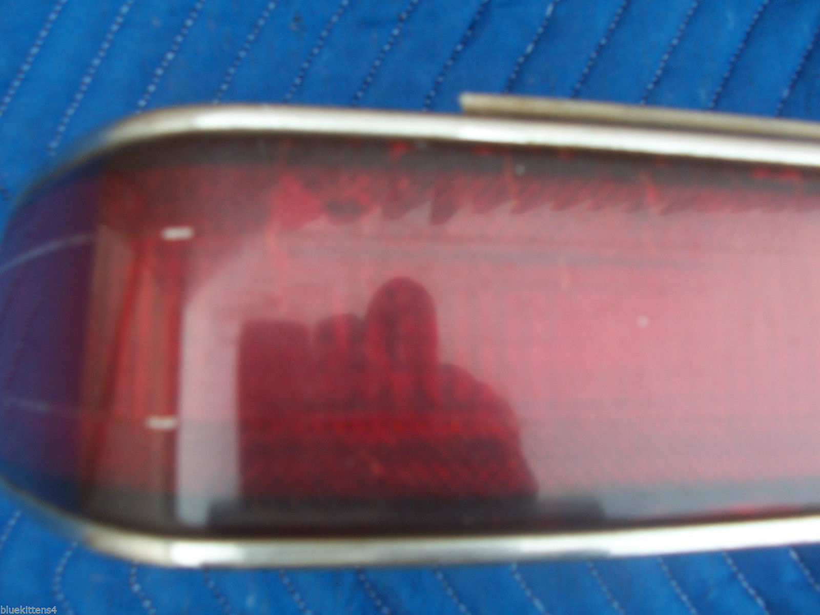 1990 1991 CADILLAC SEVILLE LEFT TAILLIGHT OEM USED GM CADILLAC PART NUMBER image 3