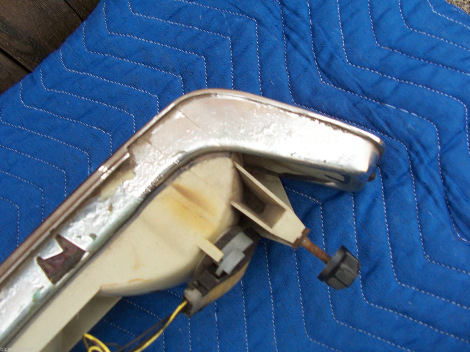 1990 1991 CADILLAC SEVILLE LEFT TAILLIGHT OEM USED GM CADILLAC PART NUMBER image 8