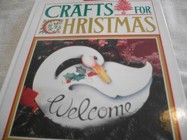 Family Circle Crafts For Christmas Book - $10.00