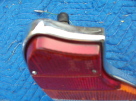 1982 JAGUAR XJ 6 LEFT TAILLIGHT ASSEMBLY OEM USED ORIG 1980 1981 1983 image 4