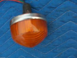 1971 LOTUS EUROPA RIGHT FRONT MARKER LIGHT OEM USED ORIGINAL LUCAS ENGLAND PART image 3