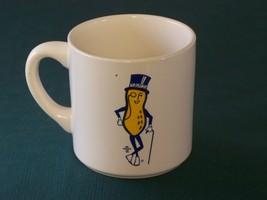 Planters Mr. Peanut 12 Oz  Ceramic Coffee Mug  VGC - $12.00