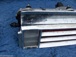 1974 BUICK RIVIERA RIGHT TAILLIGHT W GRILL OEM USED ORIGINAL GM PART image 2