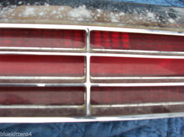 1974 BUICK RIVIERA RIGHT TAILLIGHT W GRILL OEM USED ORIGINAL GM PART image 7