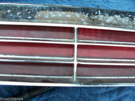 1974 BUICK RIVIERA RIGHT TAILLIGHT W GRILL OEM USED ORIGINAL GM PART image 8