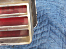 1974 BUICK RIVIERA RIGHT TAILLIGHT W GRILL OEM USED ORIGINAL GM PART image 9