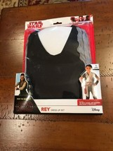 Starwars Disney REY Dress Up For Ages 4 And Up - $9.50