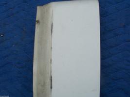 1977 DEVILLE FLEETWOOD RIGHT FRONT FILLER PANEL FENDER EXTENSION OEM USED ORIG image 4