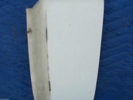 1977 DEVILLE FLEETWOOD RIGHT FRONT FILLER PANEL FENDER EXTENSION OEM USED ORIG image 3
