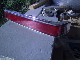 1986 1987 1988 1989 1990 1991 SEVILLE RIGHT TAILLIGHT OEM USED ORG CADILLAC PART image 1