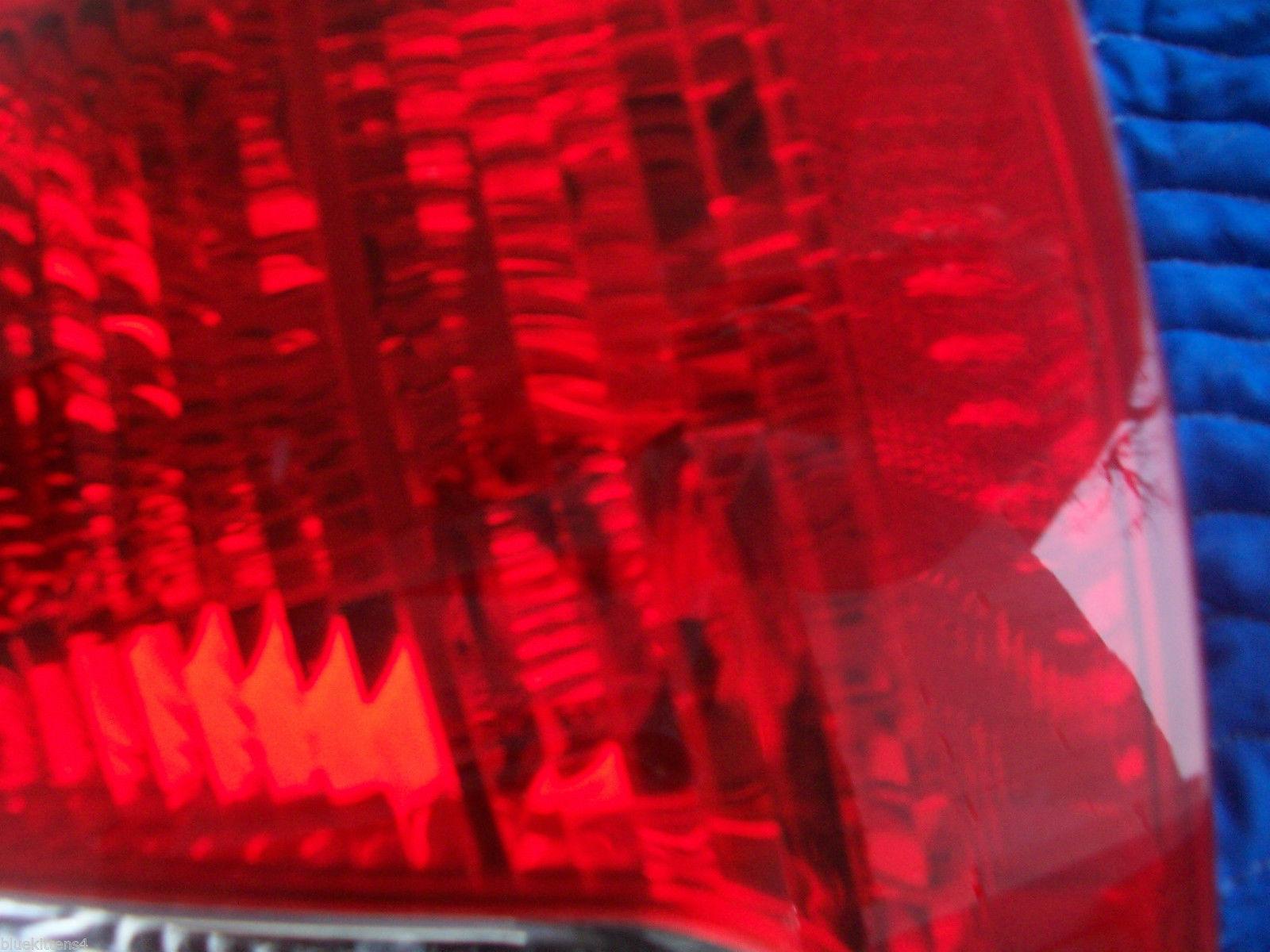 2007 ACCENT 4 DOOR RIGHT TAILLIGHT OEM USED ORIGINAL HYUNDAI PART 2008 2009 2010