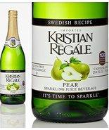 Kristian Regale Sparkling Fruit Juices 4 Packs (Pear) - $29.39