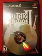 Guitar Hero II (Sony PlayStation 2, 2006) - $30.99