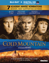Cold Mountain (Blu-Ray/Ultraviolet Dc/Dts 5.1)