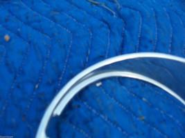1982 JAGUAR LEFT HEADLIGHT TRIM BEZEL HOOD GRILL OEM USED ORIG 1980 1981 1983 image 3
