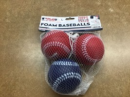 *missing 1 ball* Franklin Sports MLB Playball Oversized Foam Baseballs - $8.00