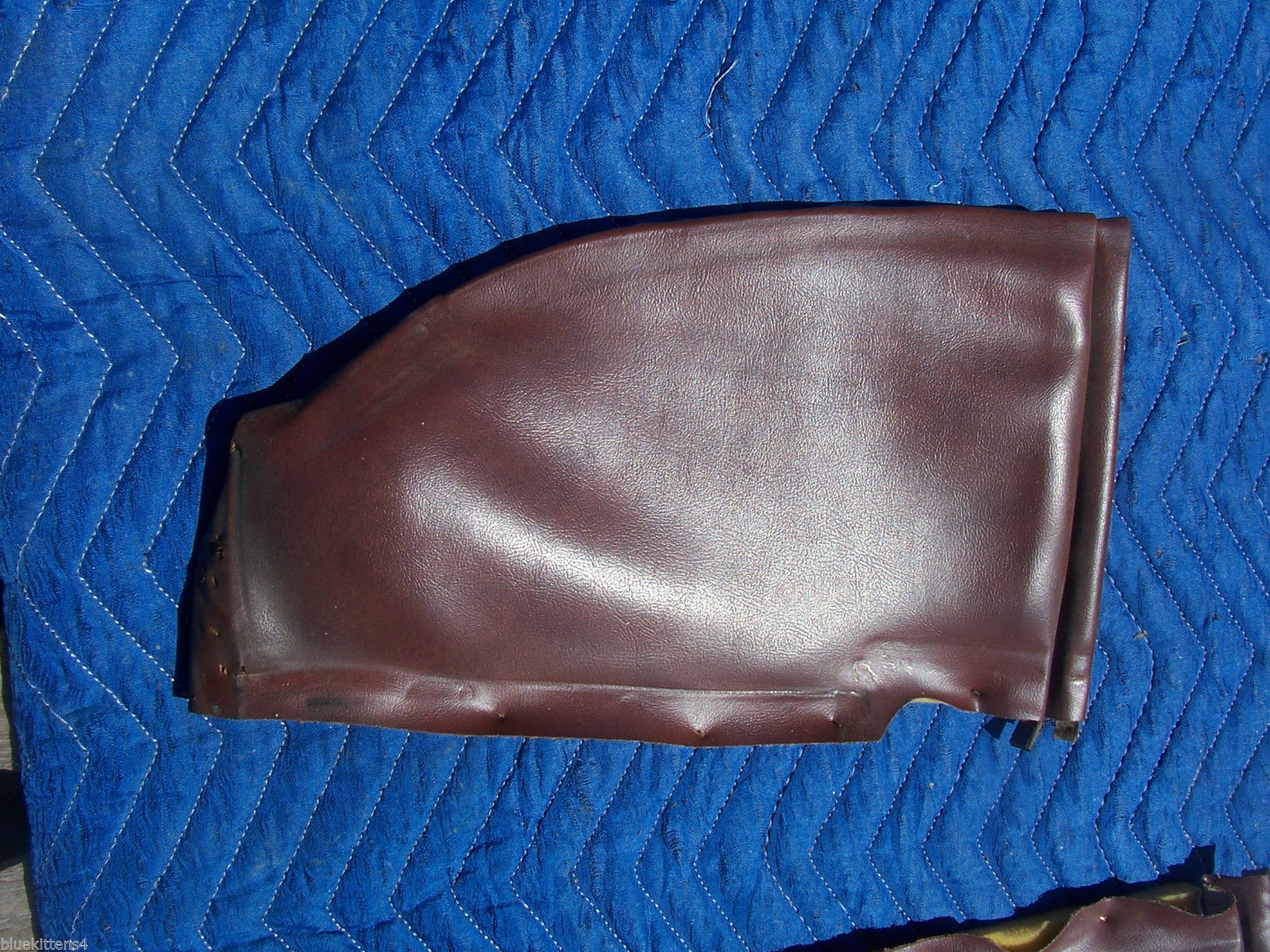 1979 COUPE DEVILLE LEFT DOOR PANEL PADS OEM USED GENUINE GM CADILLAC PART 1978 image 2