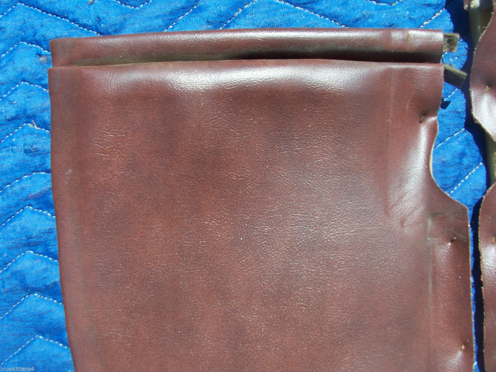 1979 COUPE DEVILLE LEFT DOOR PANEL PADS OEM USED GENUINE GM CADILLAC PART 1978 image 4