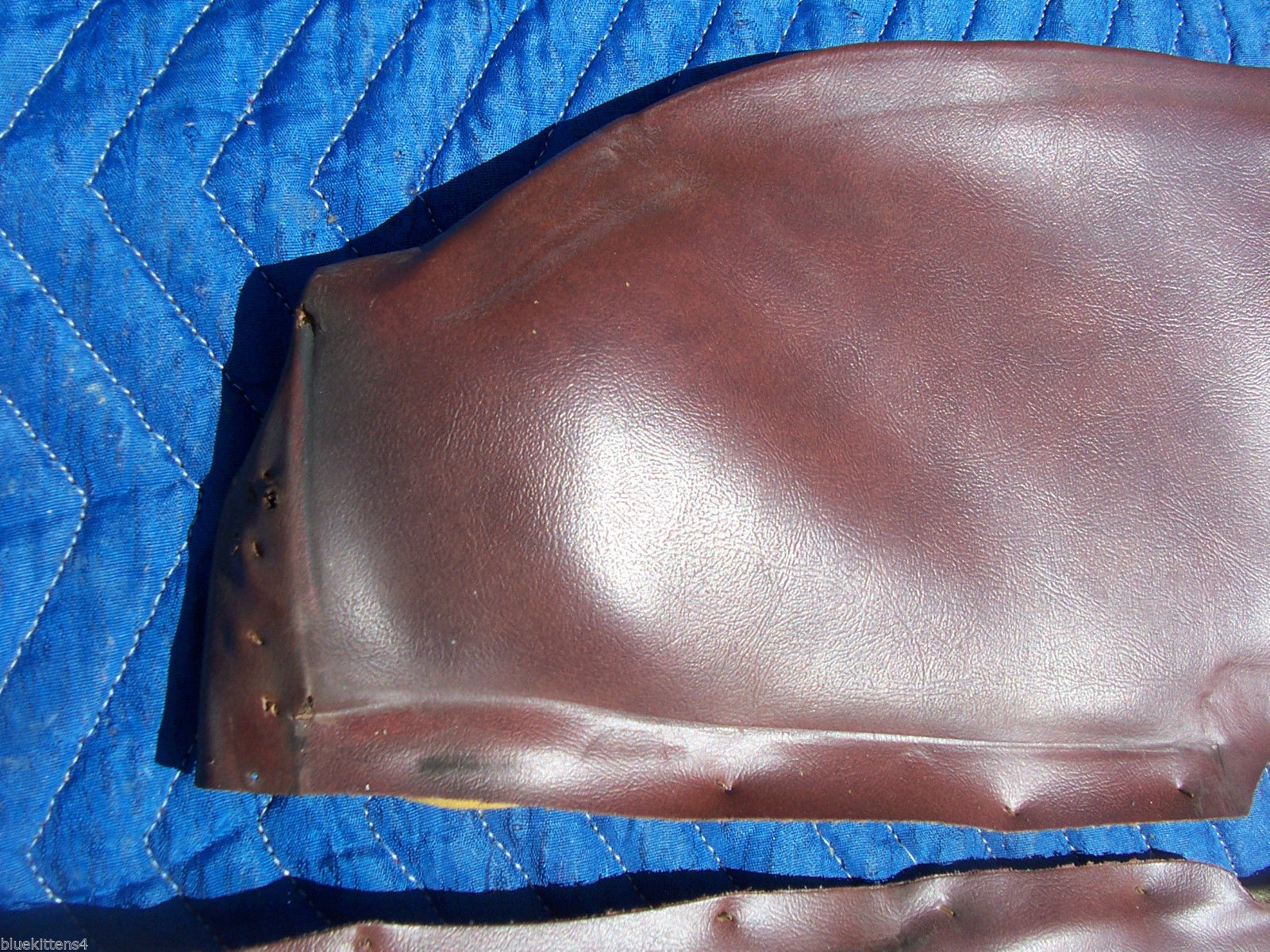 1979 COUPE DEVILLE LEFT DOOR PANEL PADS OEM USED GENUINE GM CADILLAC PART 1978 image 3