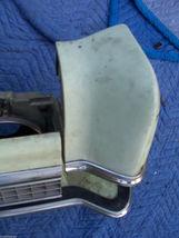 1973 MARQUIS LEFT HEADLIGHT BUCKET DOOR TRIM GRILL TRIM PANEL OEM USED MERCURY image 7