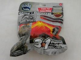 RADZ Jurassic World Candy & Dispenser 3 in 1 Random Blind Packs + Mini p... - $14.87