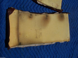 1979 COUPE DEVILLE LEFT DOOR PANEL PADS OEM USED GENUINE GM CADILLAC PART 1978 image 8