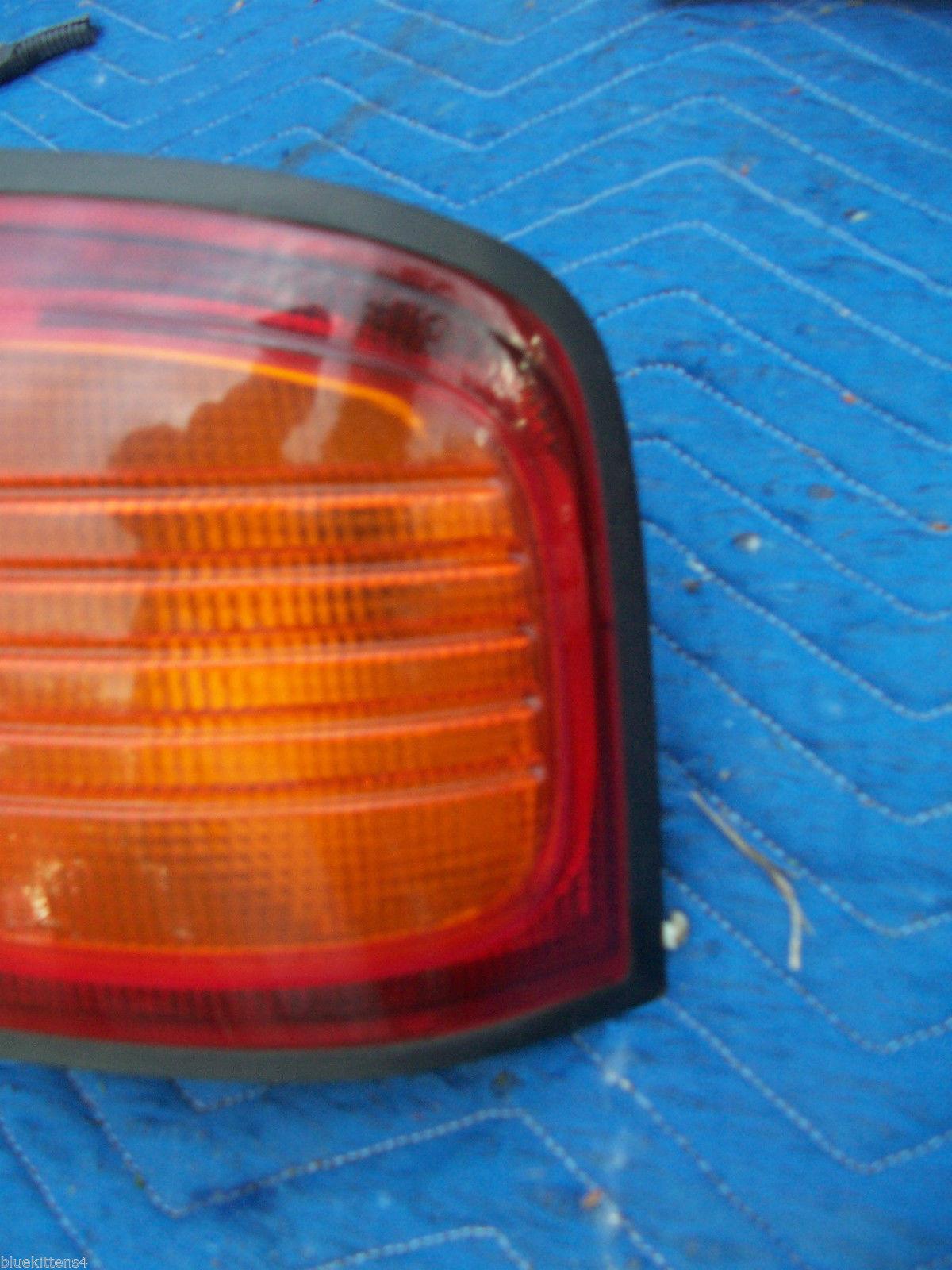 1992 1993 1994 PROTEGE RIGHT TAILLIGHT BRAKE TURN LIGHT OEM USED ORIGINAL MAZDA image 5