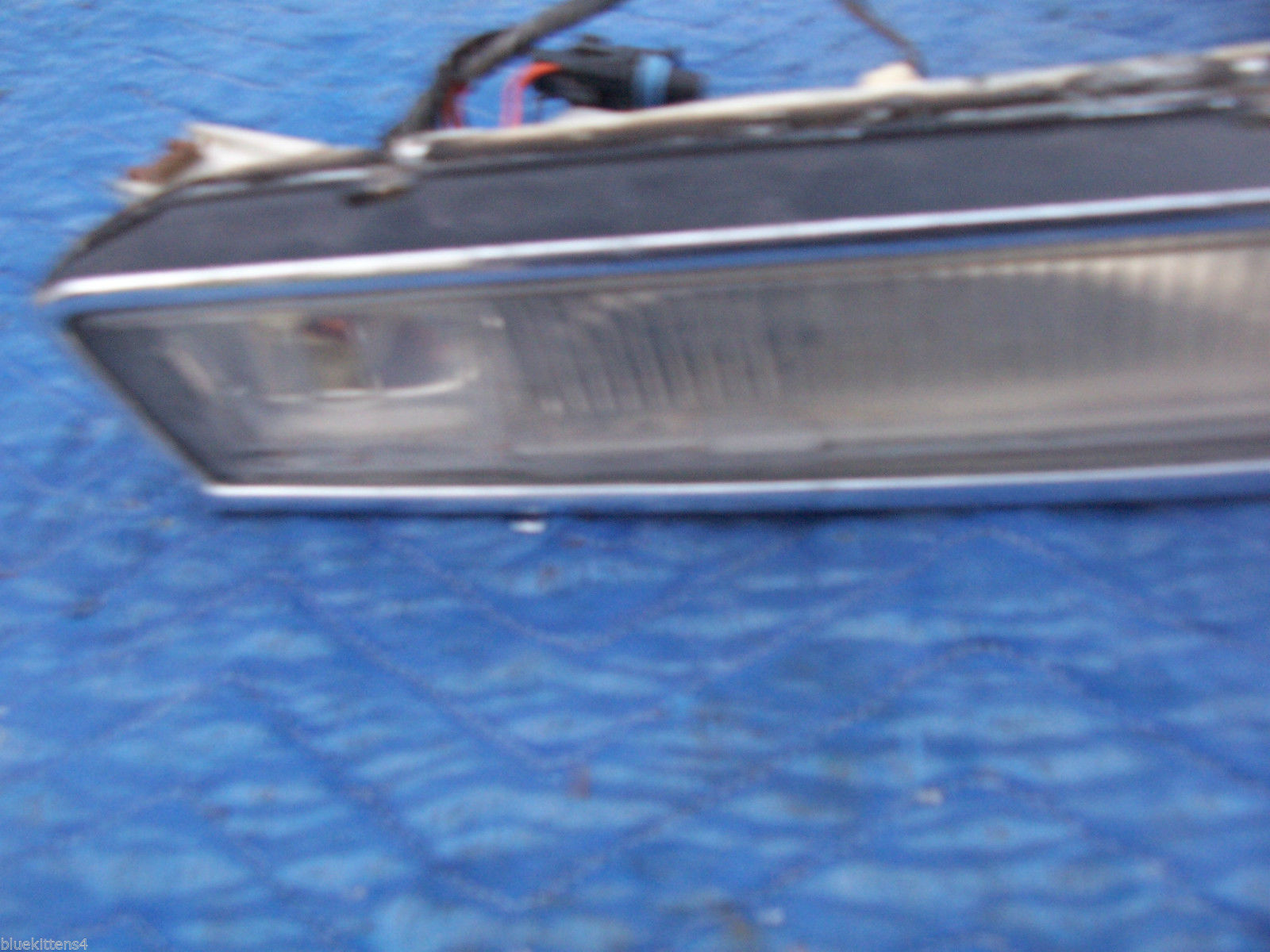 1988 1991 REATTA RIGHT MARKER PIECES CORNER SIGNAL LIGHT TAKEN APART USED CORE image 4