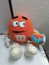 Crispy M&M Plush Characters and Ball 2001 With Tag - $18.56